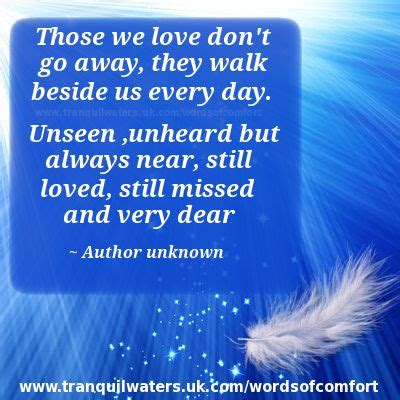 Comforting Poems For The Grief Quotes Comfort Words Of