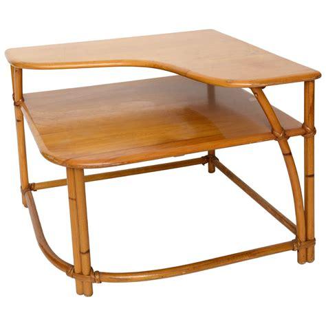 heywood wakefield side table at 1stdibs