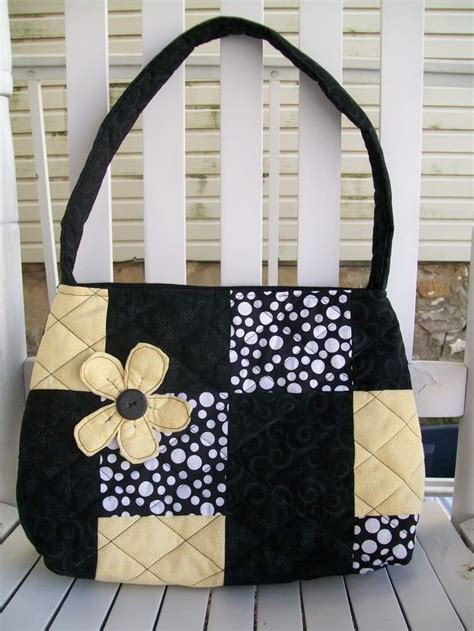 Patchwork Bag - 1000 images about quilting bags on crochet