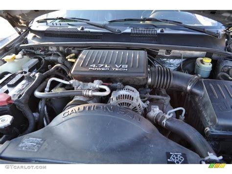 Jeep V8 Engine 2000 Jeep Grand Laredo 4x4 4 7 Liter Sohc 16