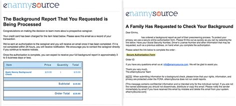 Nanny Background Check Service Caregiver And Nanny Background Check Services The Best Background Check Services For