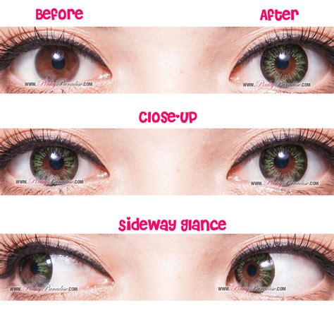 green color contacts g g mx21 green circle lenses colored contacts