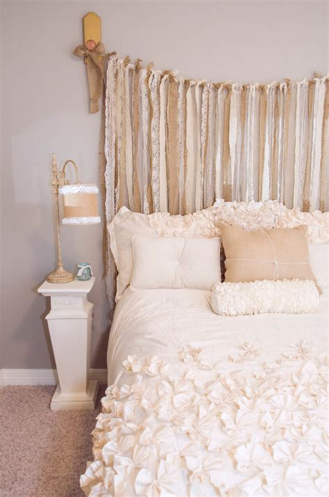 headboard alternatives diy 35 best shabby chic bedroom design and decor ideas for 2018