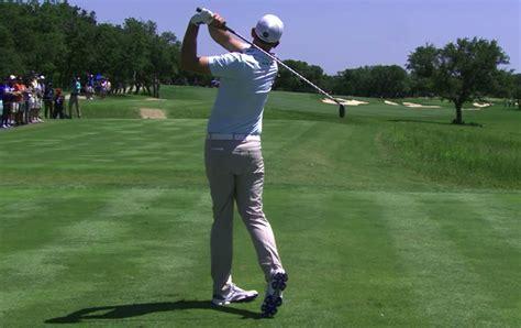 konica minolta swing vision brendan steele s golf swing in slow motion californiagolf