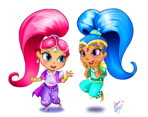 shimmer and shine l shimmer and shine cia dos gifs