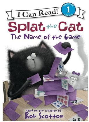 I Can Read Level 1 Splat The Cat Snow pirate books
