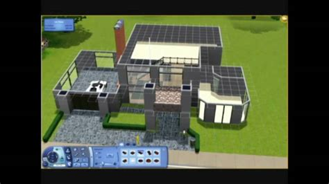 The Sims 3 Building A House 1 The Spiked Cannon Part 1 Architecture Youtube