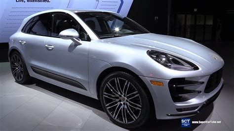 2017 porsche macan turbo interior 2017 porsche macan turbo exterior and interior
