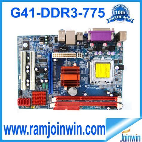 Matherbord G41 g41 motherboard lga 775 ddr3 for desktop g41 ddr3 775