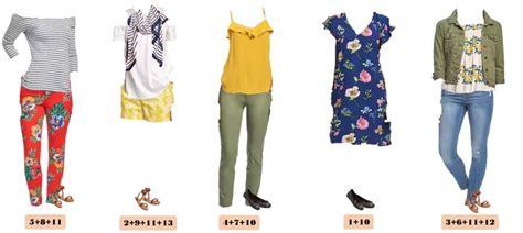 Navy Capsule Wardrobe by Navy Capsule Wardrobe Mix Match