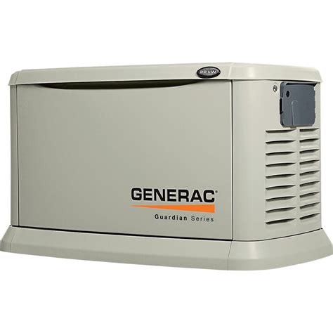 generac 22 000 watt air cooled automatic standby generator