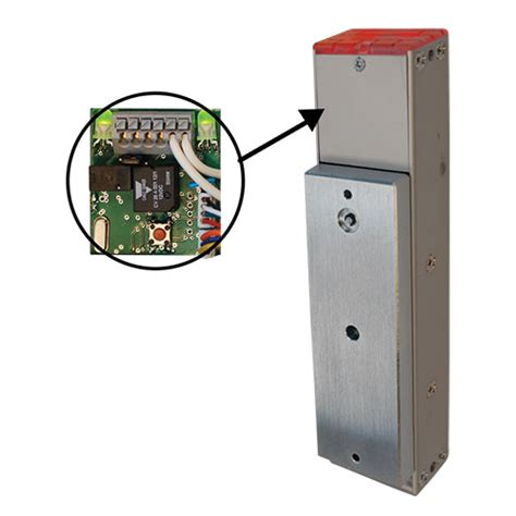 Built In Door Closer by Transmitter Solutions Magnetic Lock With Built In Receiver