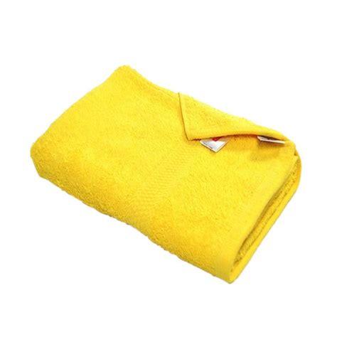 Sale Handuk Mandi Besar Kuning by Jual Ashafa Handuk Mandi Kuning 60 X 140 Cm