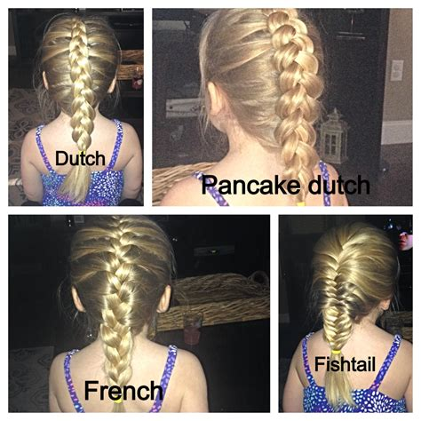 Different Type Of Hair Braids by Braids Different Kinds Of Braids Cool Hair