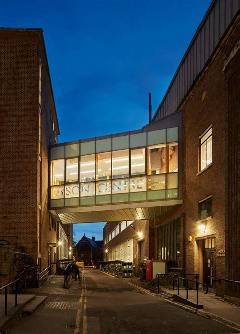 james dyson building university  cambridge  architect