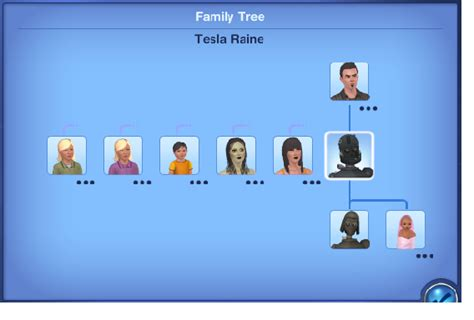 mod the sims robot traits 5 flavors mod the sims simbot babies