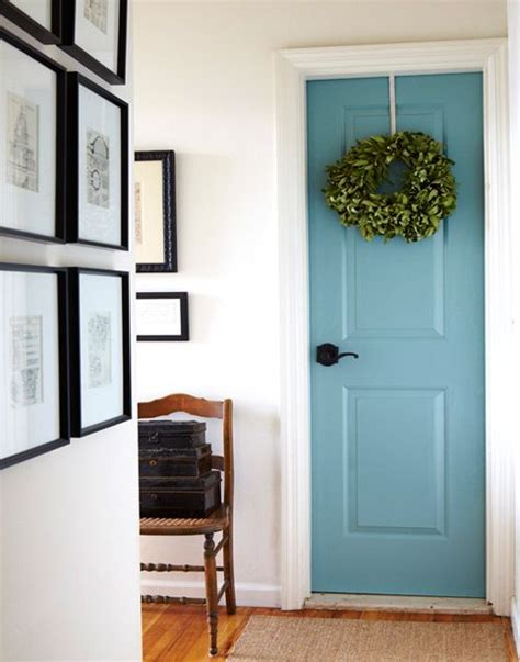 colorful doors color interior door my dream home pinterest