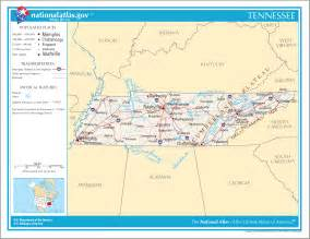 map of and tennessee tennessee facts national parks landmarks and pictures