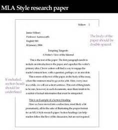 Mla Essay Heading by Mla Style Guide Section Headings
