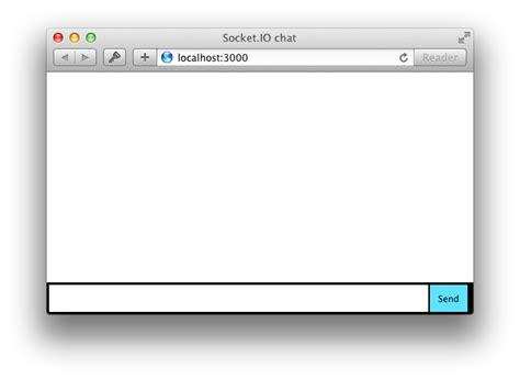 socket io chat room uk inlandrevenue 在线聊天室 node javascript 相关文章 天码营