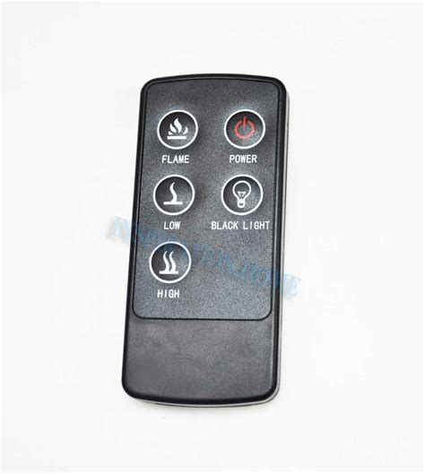 wall mounted electric fireplace remote heater