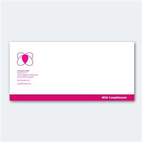 Free Compliment Slip Template