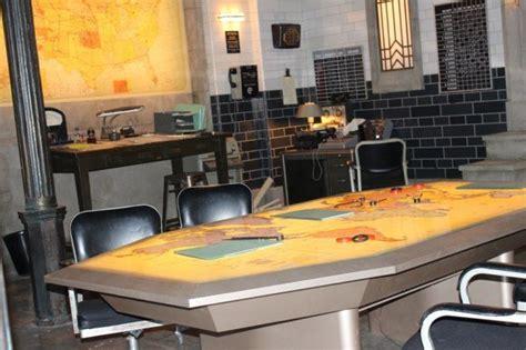 men  letters bunker war room supernatural props