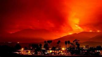 california fires update map california wildfires 2017 central coast burns as blazes