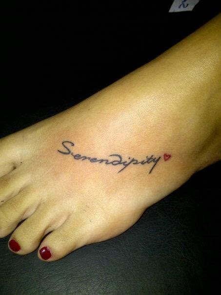 unexpected tattoo placement 25 best ideas about serendipity tattoo on pinterest