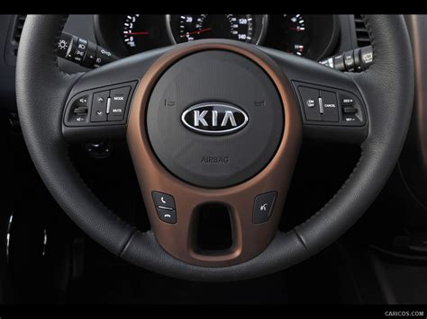 Kia Soul Steering Wheel Size 2012 Kia Soul Interior Steering Wheel Wallpaper 69