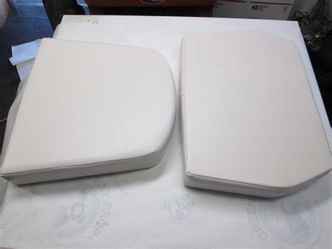 boat cushions for ist34036 chaparral sunesta boat white bow filler cushions