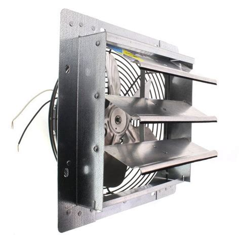 garage wall exhaust fan