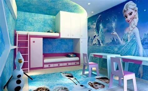 Tempat Tidur Napoli Frozen 16 desain kamar tidur anak tema frozen dirumahku