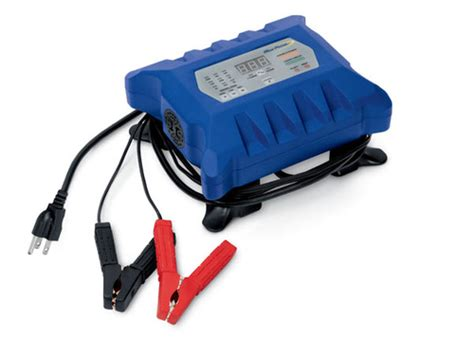 blue point battery charger battery charging and testing