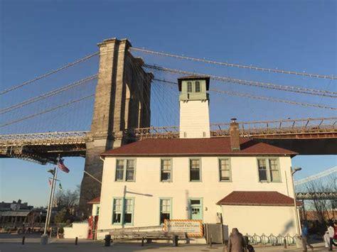 fireboat station fireboat station fulton ferry forgotten new york