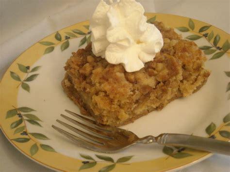 easy pumpkin dessert recipe food com