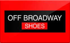 Broadway Gift Cards - buy off broadway shoes gift cards raise
