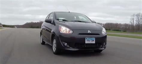 mitsubishi mirage evo 2014 mitsubishi mirage is a bad car consumer reports says
