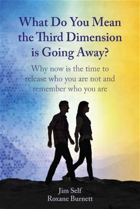 unlocking the 3rd dimension books jim self and roxane burnett author profile news books