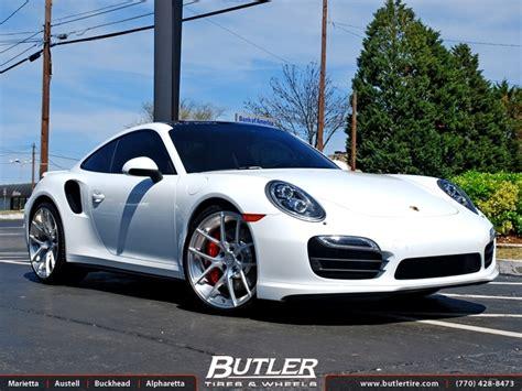 Kaos Bigsize Porsche 101 porsche 991 911 turbo with 20in vorsteiner v ff 101
