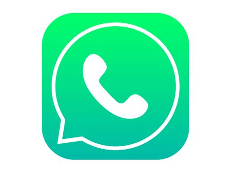 whats app style photos whatsapp icon with ios7 style by mononelo dribbble