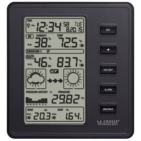 la crosse technology professional digital weather station