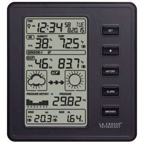 la crosse technology professional digital weather station