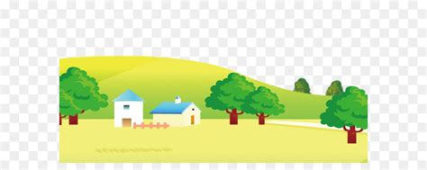 cartoon village png    transparent