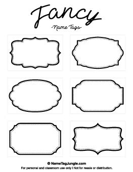 name tag templates for pages free name tag templates page 5