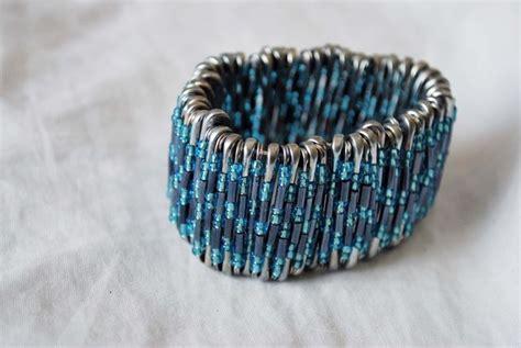 Safety Pin Bracelet   Unique Jewelry   Pinterest