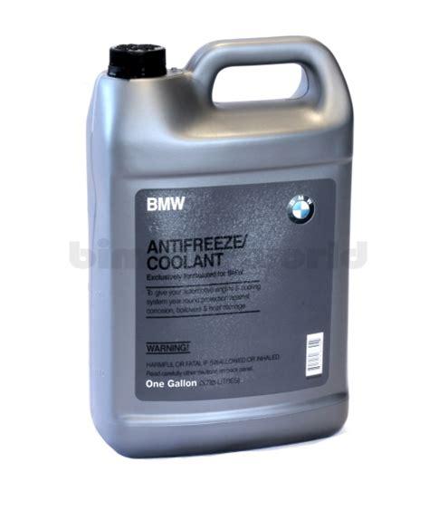 bmw coolant bmw coolant 1 gallon