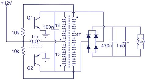 Circuit Diagram Of Generator Power Booster - Arsip.tembi.net