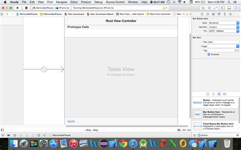 xcode 6 autolayouts stack overflow ios bar button in xcode always goes to bottom xcode 6 3
