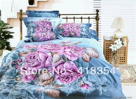 cotton comforter sets full size new beautiful 4pc 100 cotton comforter duvet doona cover
